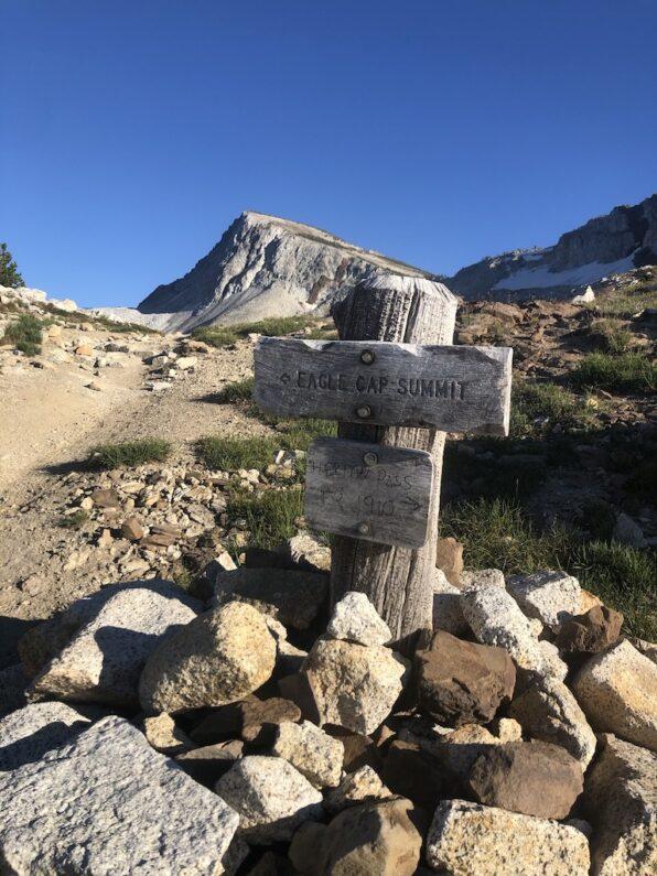 Eagle cap mountain