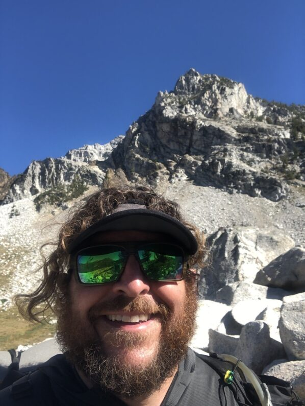 Glacier Peak in the Wallowa Mountains